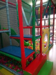 Party Spaces: una fiesta infantil diferente