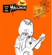 Concierto rock'n'kids Especial Halloween