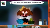Toca Kitchen Monsters, aprende a cocinar con esta app educativa